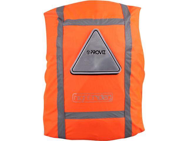 ProViz Nightrider Backpack Cover, orange